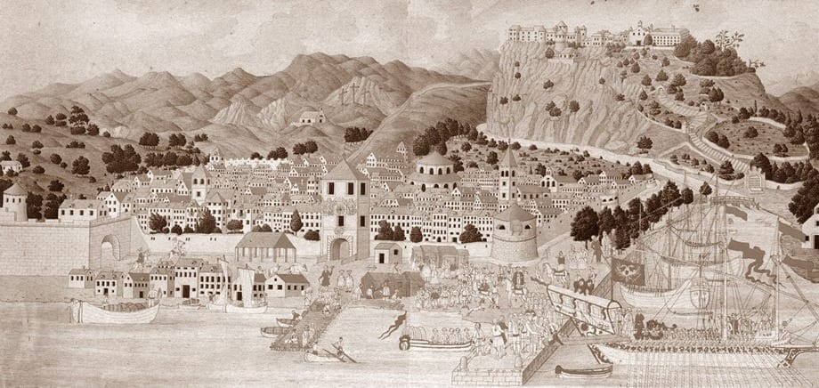 Kastav nella storia