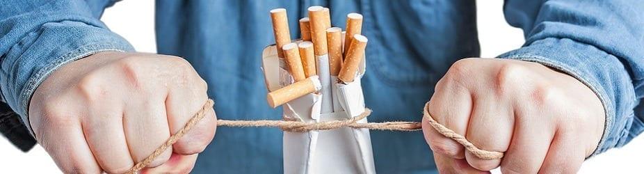 Sigarette e alito cattivo