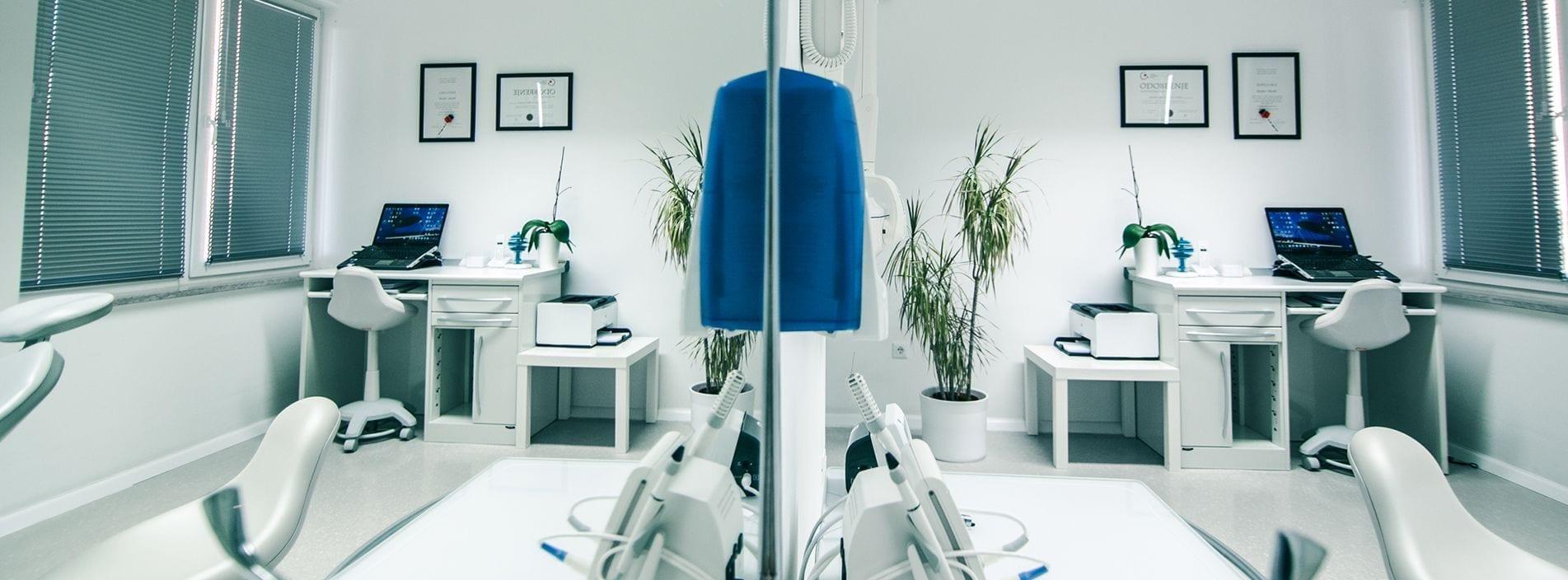Studio dentistico CentroDENT - Croazia